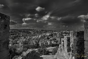 Paisagem Urbana/Ensaios a P&B #6 - A cidade