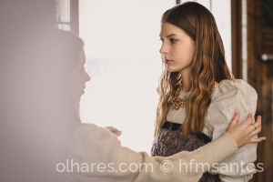 Moda/The Whispering (behind the scenes)