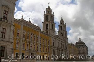 /Palácio Nacional de Mafra