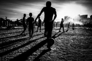 Fotografia de Rua/Futebol de rua II