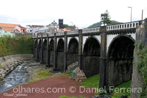 /Ponte da Ribeira Grande