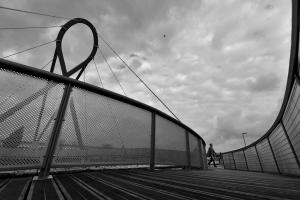Fotografia de Rua/Do I come from a noose and go into the curve?