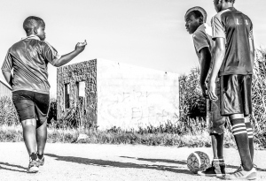 Fotografia de Rua/Futebol de rua III