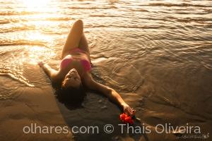 Retratos/Mulher de Seda e Areia