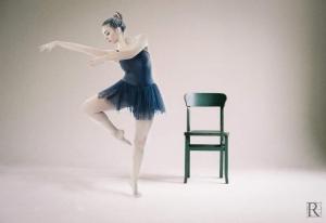 Retratos/Ballet lesson