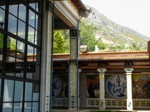 /Arquitetura do Santuário de S. Bento da Porta Aber