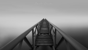 Arte Digital/The long and narrow pier