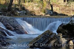 Paisagem Natural/Queda de água do rio Sousa