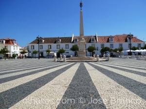 """Paisagem Urbana/"""" Vila Real de Santo António."""""""