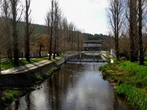 /Rio Sever em Portagem