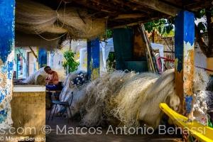 Gentes e Locais/Rede de pescadores