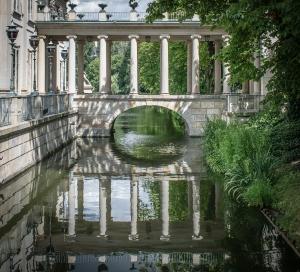 Arquitetura/espelho de água