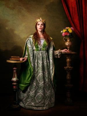 Retratos/Raina Santa Joana