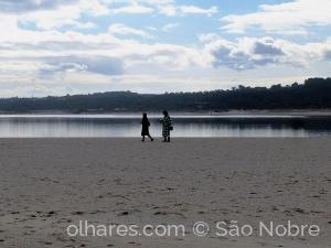 Paisagem Urbana/Passeio à Beira Mar