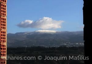 Gentes e Locais/Espreitando a neve...
