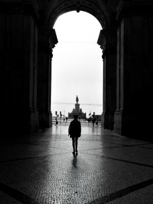 Fotografia de Rua/O portal