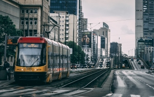 Fotografia de Rua/tram