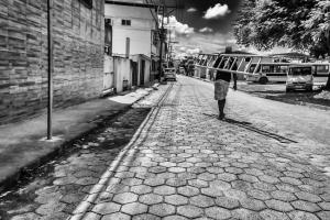 Fotografia de Rua/O homem e sua escada