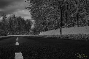 Paisagem Natural/Ensaios a P&B #10 - Indo para o frio