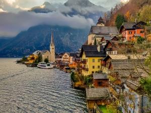 /Hallstatt, aldeia de um conto de fadas!!