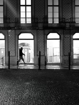 Fotografia de Rua/caminhos da noite
