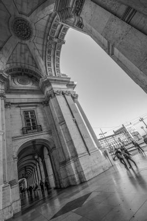 Paisagem Urbana/Um ângulo em Lisboa.