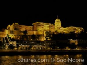Paisagem Urbana/Castelo de Buda Budapeste