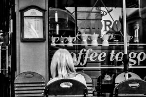 Fotografia de Rua/Coffee to go