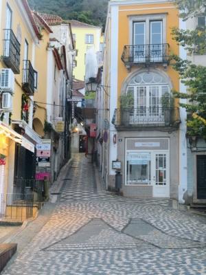 /Rua em Sintra