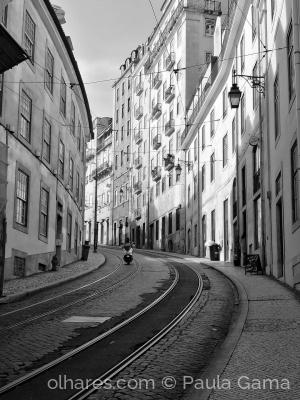 /As ruas que percorrem....