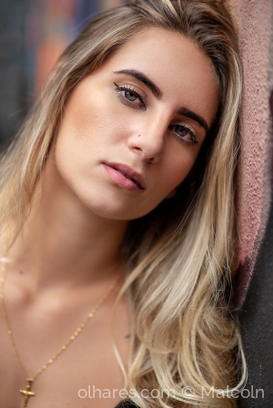 Retratos/Larissa