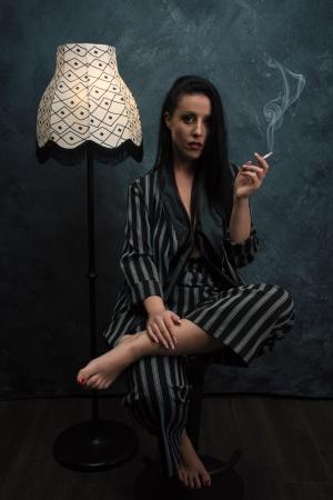 Retratos/Smoking