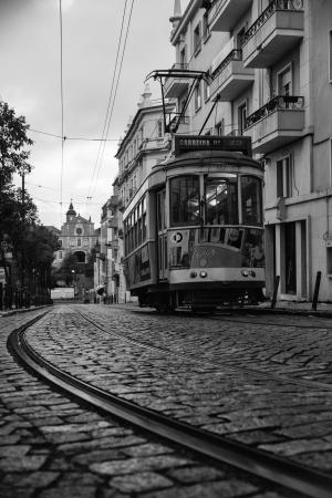 Paisagem Urbana/um detalhe em Lisboa.