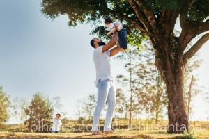 Retratos/Pai e filhos