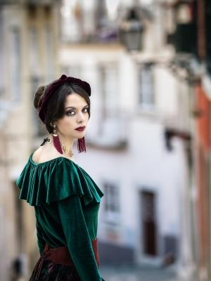 Retratos/Rafaela