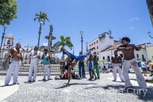 Gentes e Locais/BRASIL - Capoeira - Bahia