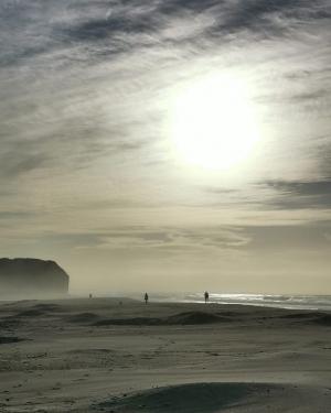 Paisagem Natural/Nas areias do oeste