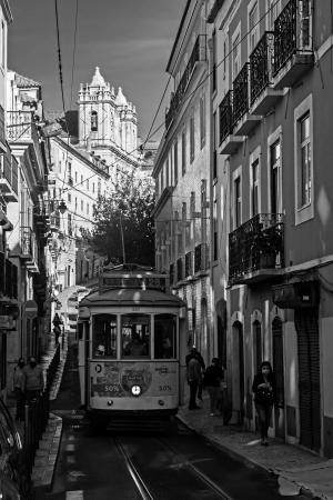 Paisagem Urbana/Ruas de Lisboa