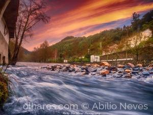 Paisagem Natural/Rio Ceira