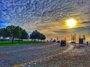 /Lisboa matinal...