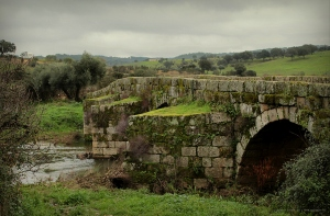 Paisagem Natural/A Ponte Romana