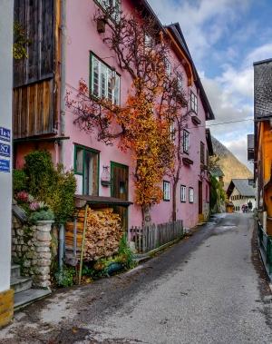 Paisagem Urbana/Hallstatt, aldeia de um conto de fadas!! #22