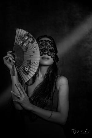 Retratos/Leque