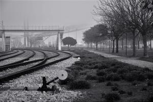 Paisagem Urbana/Linhas cruzadas