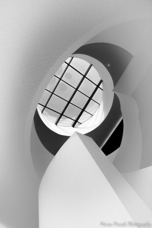 / a Alma da escadaria