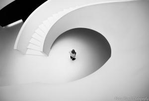 /no zero da Escadaria