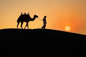 Gentes e Locais/O Homem do camelo