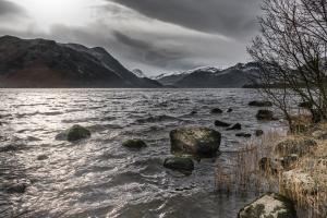 Paisagem Natural/Ullswater - The Lake District, UK