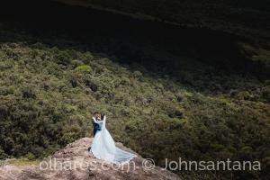 Retratos/Algum lugar nas montanhas
