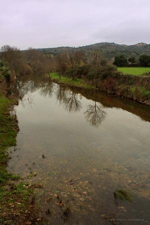 Paisagem Natural/O rio da Aldeia
